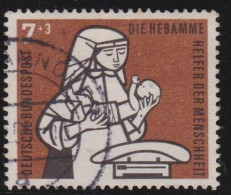 BRD       .        Michel    243          .     O      .       Gebraucht