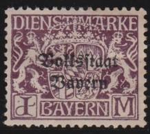 Bayern        .        Michel     Dienst  43        .     *      .         Ungebraucht