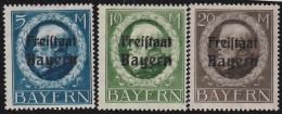 Bayern        .        Michel     168/170  A        .     *      .         Ungebraucht