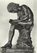 Roma - Giovane Che Si Togue Una Spina Dal Pieda. Museo Capitolina      # 05200 - Sculptures