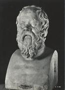 Roma -  Capitoline Museums - Socrates    # 05203 - Sculptures