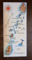Carte Postale Ancienne : The Grenadines By Xandra - Saint-Vincent-et-les Grenadines