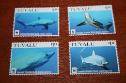 WWF  Tuvalu  2016  Fish