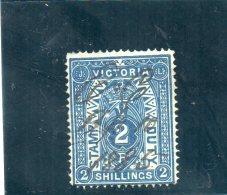 VICTORIA 1880-9 O
