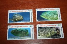 WWF  Antigua & Barbuda  2016  Fish