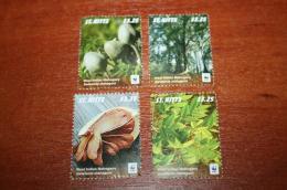 WWF  St. Kitts  2016  Plants