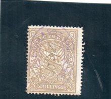 VICTORIA 1885 O