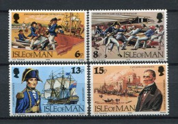 Isla De Man 1979. Yvert  145-48 ** MNH.