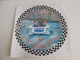 X Adesivo Stiker Etiqueta TROFEO DELLE MADONIE CERDA BIG FORMAT - Adesivi