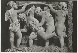 Firenze - Museo Di S. Maria Del Fiore.  Una Formella Della Cantoria Di Donatello.   # 05212 - Sculptures