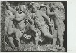 Firenze - Museo Di S. Maria Del Fiore.  Una Formella Della Cantoria Di Donatello.   # 05213 - Sculpturen