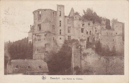 Beaufort - Les Ruines Du Château - Hôtel Scharff 1929 - Berdorf