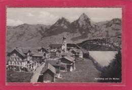 SUISSE - URI - CPSM - Seelisberg Und Die Mythen - UR Uri