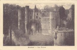 Beaufort - Les Ruines (C. Schoren, Photographie D'art) - Berdorf