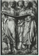 Firenze - Museo Di S. Maria Del Fiore.  Bassorlieno Di L. Della Robbia.   # 05215 - Sculpturen