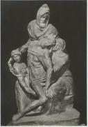 Firenze - Cattedrale. La Pieta. (Gruppo Non Terminato Di Michelangelo)   # 05216 - Sculpturen