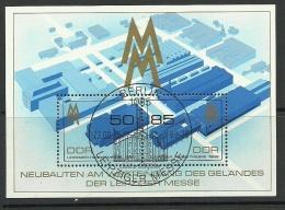 DEUTSCHLAND DDR 1988 Block 99 O