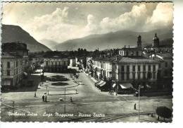 Italy Italia 1961 ? Lago Maggiore Verbania Intra Teatro Cartolina FG VG Postcard - Verbania