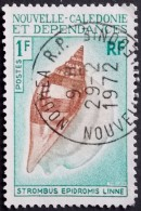TIMBRE NOUVELLE-CALEDONIE N° 368 BELLE OBLITERATION 1972