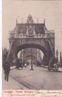LONDON  ---   Tower  Bridge