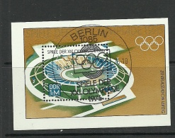 DEUTSCHLAND DDR 1976 Block 46 O