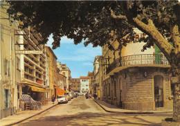 LE BOULOU - L'Hôtel De Ville Et Rue Arago - CPSM Grand Format - France