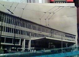 BELGIO LIEGI LIEGE GARE STATIO  STAZIONE GUILLEMINS  V1958 FR6723 - Liège