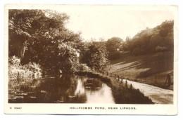 ENGLAND---HOLLYCOM POND, LIPHOOK---B AN W--EN0056 - Other