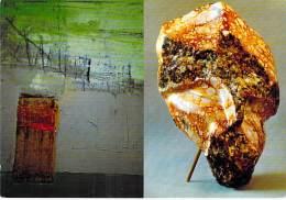 83 - LE PRADET : Invitation De Roland JOFFRE Au Vernissage R. COULOMB (Peintre) Et O. BATAILLE Février 2002 - CPM GF - Arts