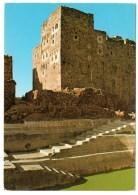 YEMEN A.R. - SHAHARAH TYPICAL MOUNTAIN DWELLING AND RAIN WATER TANK / THEMATIC STAMP-COFFEE - Yemen