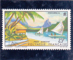 Polynésie Y&T PA 9 Moorea N** MNH