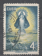 Cuba 1956. Scott #559 (U) Virgin Of Charity, El Cobre. Patroness Of Cuba * - Cuba