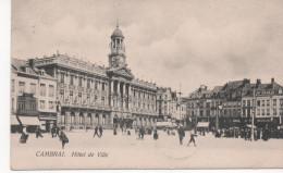 CAMBRAI - Hôtel De Ville - Cambrai