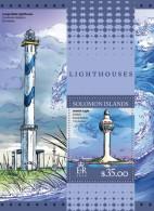 SOLOMON Isl. 2016 - Lighthouses S/S
