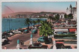 Cpsm 069081 Cannes La Croisette (dentelée Pf)