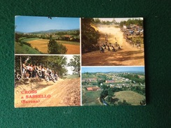 Cartolina Motocross A Sassello Savona Non Viaggiata - Savona