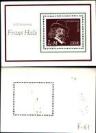 84305) Germania Orientale-1990-400 Ann. Nascita Di Frans Hals-BF-n.59-nuovo