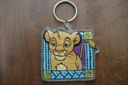 Gros Porte Clé Disney The Lion King   ( Le Roi Lion ) - Portachiavi