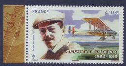 PA 79a - Feuillet Gaston Caudron (2015) Neuf**