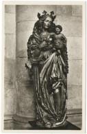 GERMANIA - GERMANY - Deutschland - ALLEMAGNE - Mainz. Dom - Madonna Im Ketteleraltar (um 1510) - Not Used - Vergine Maria E Madonne
