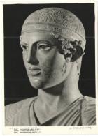 GRECIA - GREECE - GRECE - GRIECHENLAND - Delphi - Der Wagenlenker (einzelheit) - The Charioteer (detail) - L´Aurige (... - Grecia