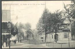 ! - Belgique - Liège - Exposition De 1905 - Palais De La Ville Et Les Palais - Liege