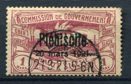98681) ABSTIMMUNGSGEBIETE Oberschlesien # 40 Gestempelt Aus 1921, 80.- €