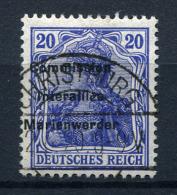 98697) ABSTIMMUNGSGEBIETE Marienwerder # 16 Gestempelt Aus 1920, 35.- €