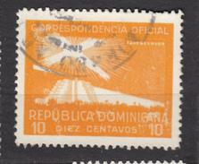 République Dominicaine, Phare De Colon, Colon Lighthouse, Jaune, Yellow