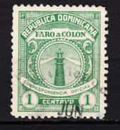 République Dominicaine, Phare De Colon, Colon Lighthouse, Officiel, Service