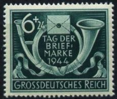 Germany, 1944, Day Of The Stamp, MNH