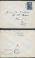 AH280 Lettre De St Nicolaas à Amiens France 1930 - Bélgica