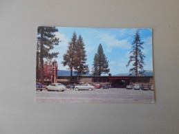 ETATS UNIS ID IDAHO'S PROGRESS IN THE TOURIST FIELD IS EVIDENCED IN HAND SOME SHORE LODGE AT MCCALL - Etats-Unis