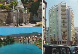 ESPAGNE---ORENSE---HOTEL SILA---avda. Habana 61--voir 2 Scans - Orense